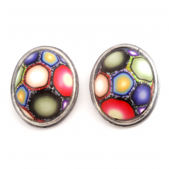 Button Earring (31)