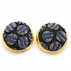 Button Earring (65)