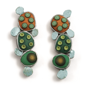 Pebble Earrings (52), 2011