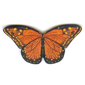 Butterfly Pin (3), 1994
