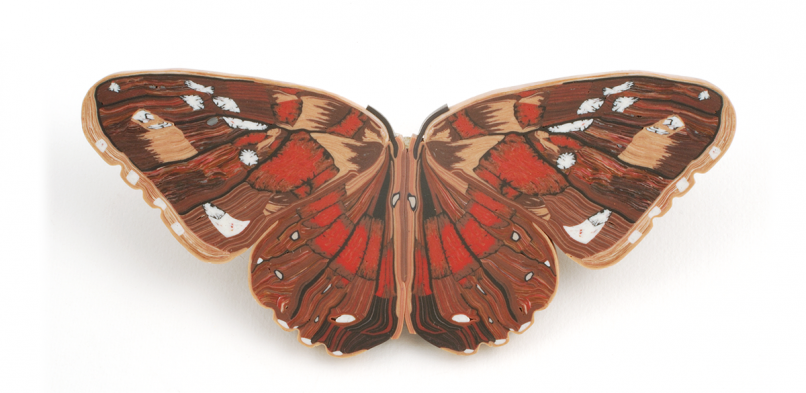 Butterfly Pin (5)