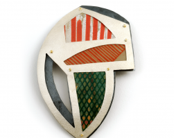 Shape Pin (6),2011