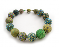 Big Bead Necklace (69),2013