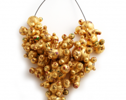 Bubble Cascade Necklace (2), 2005