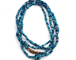 Ikat Rope Necklace (2), 1998