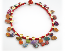 Pebbles Necklace (12),2012