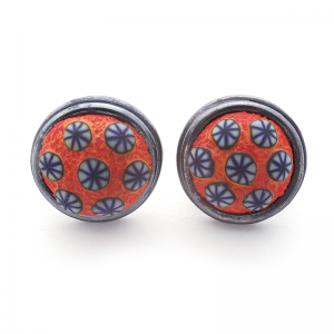 Button Earring (170), 2016