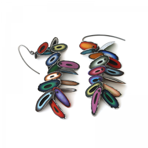Chip Earrings (8), 2015