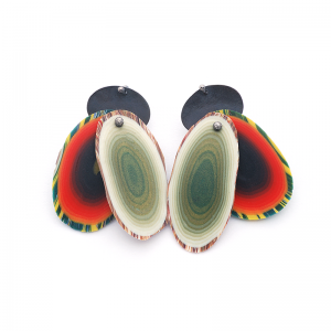 Chip Earrings (12), 2016