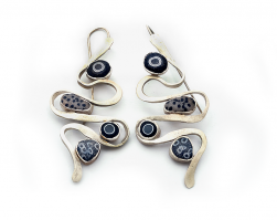 Pebble Earrings (194), 2016