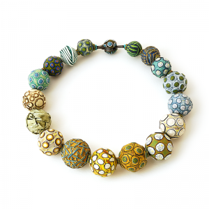 BigBead necklace (90) ,2014
