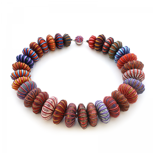 BigBead necklace (150) ,2016