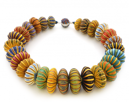 BigBead necklace (152) ,2016