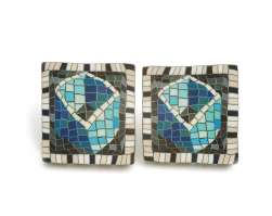 Cane Earrings (029),1994