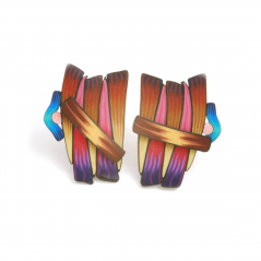 Cane Earrings (053),1998