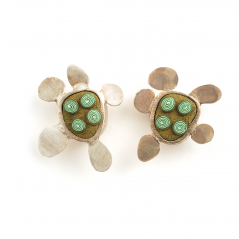Pebble Earrings (002),2010