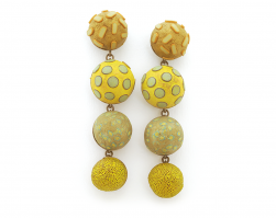 Satellite Earrings (030), 2013