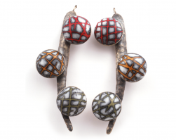 Spike Earrings (005),2009