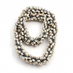 Seed Necklace (003),1998, polymer