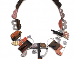 Shape Necklace (013),2012
